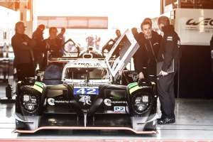 SETUP - FIA WEC 6 hours of  Silverstone at Northamptonshire - Towcester - United Kingdom