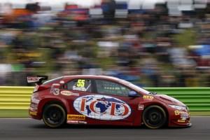 Jeff Smith (GBR) Eurotech Racing Honda Civic