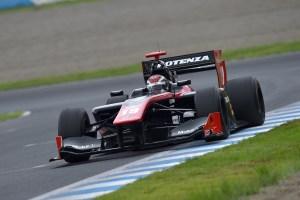Super Formula Motegi 2015 Joao Paulo de Oliveira