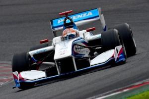 Super Formula Suzuka 2015 Takashi Kogure