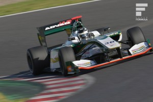 Super Formula Suzuka 2016 Andre Lotterer