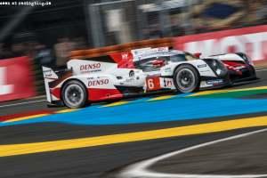 #6 TOYOTA GAZOO RACING (JPN) / MICHELIN / TOYOTA TS050 - HYBRID / Stéphane SARRAZIN (FRA) / Michael CONWAY (GBR) / Kamui KOBAYASHI (JPN)Le Mans 24 Hour - Circuit des 24H du Mans  - Le Mans - France