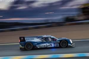 #47 KCMG (HKG) / DUNLOP / ORECA 05 - NISSAN / Tsugio MATSUDA (JPN) / Matthew HOWSON (GBR) / Richard BRADLEY (GBR)Le Mans 24 Hour - Circuit des 24H du Mans  - Le Mans - France