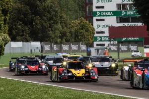 LMP3-Feld Vorschau Le Mans '16