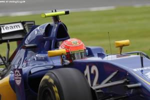 British GP Friday 08/07/16