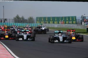 2016 Hungarian Grand Prix, Sunday