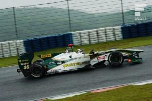Super Formula Okayama 2016 Andre Lotterer