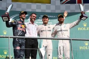 2016 Belgian Grand Prix, Sunday
