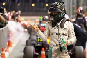 2016 Singapore Grand Prix, Saturday
