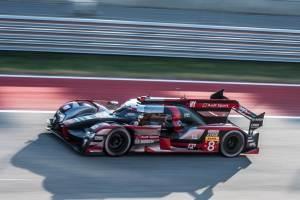 CAR #8 / AUDI SPORT TEAM JOEST / Audi R18 / Hybrid - WEC 6 Hours of Circuit of the Americas - Circuit of the Americas - Austin - America -