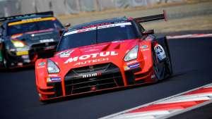 SUper GT Motul Autech GT-R Fuji Test