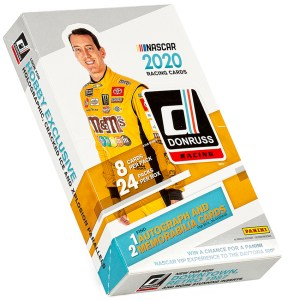 2020 Donruss Racing Box