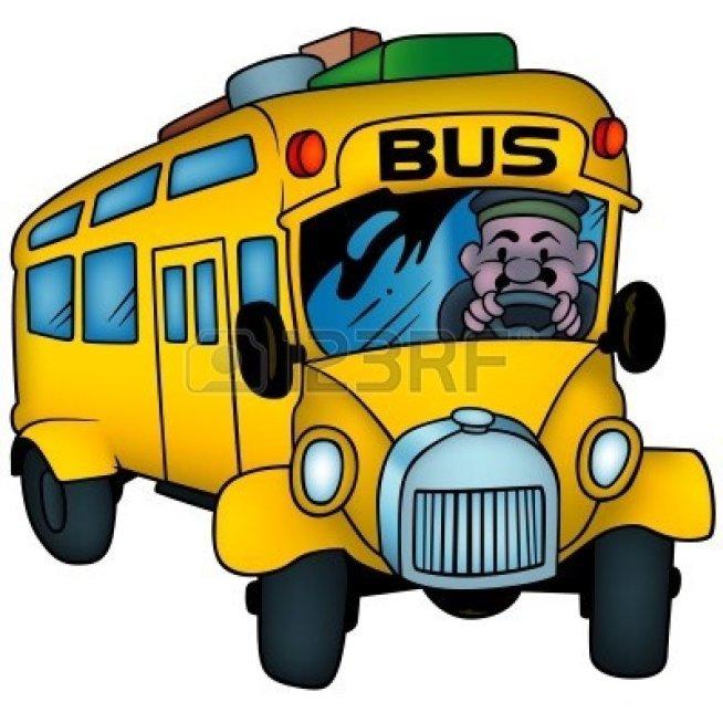 3361224-des-autobus-scolaires--de-couleur-de-bande-dessinee-comme-vecteur-illustration
