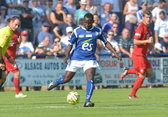 Oumar POUYE, l'ex Amiénois