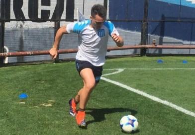 Alivio en Racing: Lautaro Martínez jugará ante Patronato