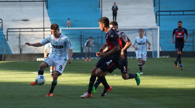 Federico Vietto volvió a ser noticia en Racing.