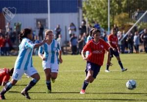 Racing e Independiente, en el clásico femenino en el predio Tita Mattiussi.