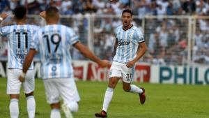 Cabral, titular en Atlético de Tucumán.