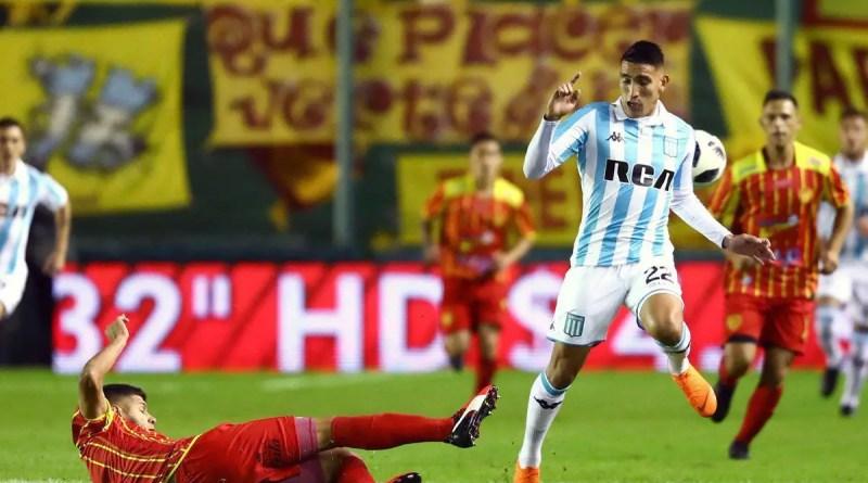 Racing en la Copa Argentina