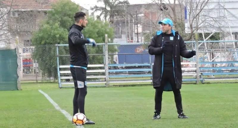 Coudet expuso su mirada sobre los jugadores de Racing averiados de cara al juego de este sábado ante Tigre.