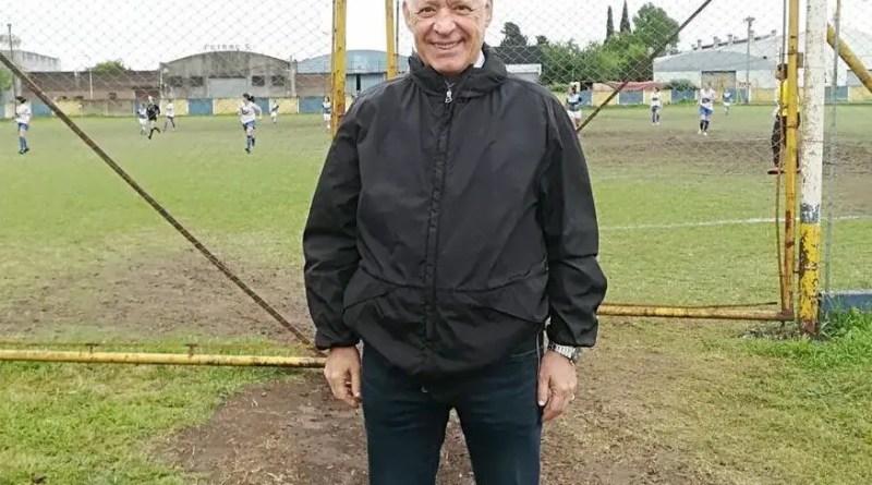 Víctor Blanco, presidente de Racing