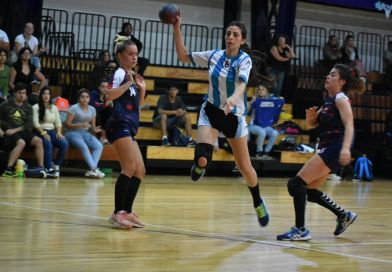 Racing mantiene la cima en handball