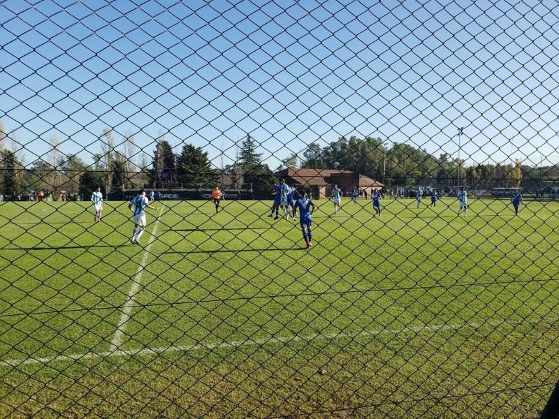 La Reserva de Racing igualó 2-2 frente a Vélez en la Villa Olímpica y quedó afuera de la Copa Superliga.
