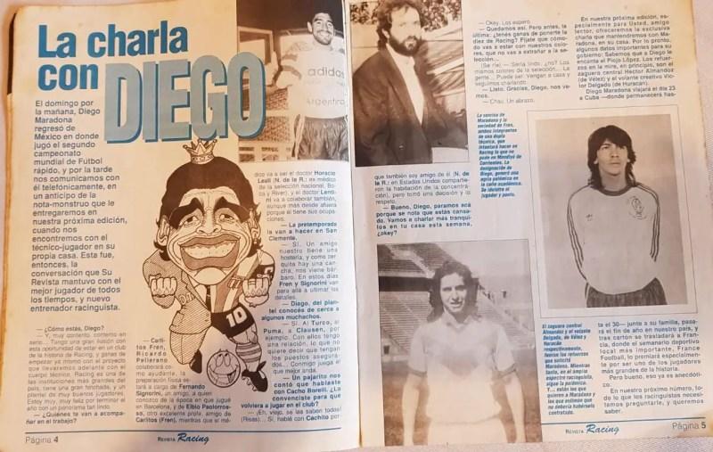 Maradona Racing