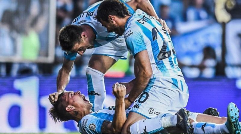 reniero despega en racing