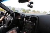 World Class Driving Chevrolet Corvette Z06 Interior