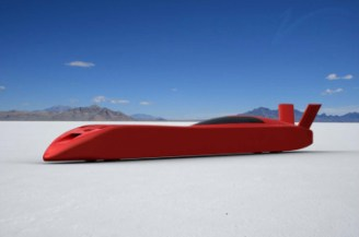 Doug Herbert Land Speed Racer