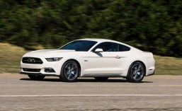 2015 50th Anniversary Ford Mustang