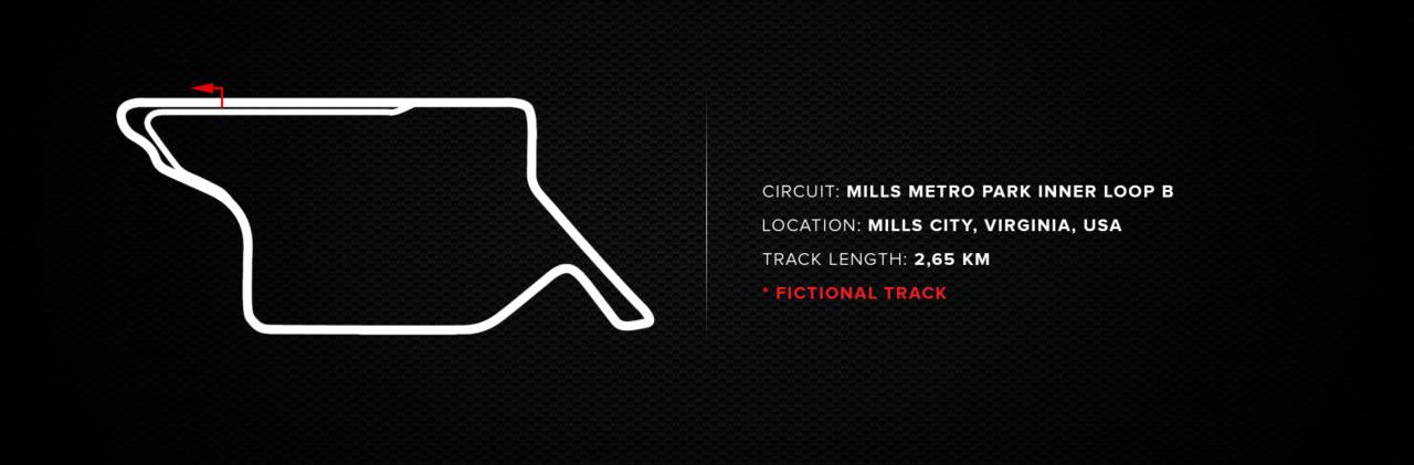 Racing Online Club Mills Inner Loop B