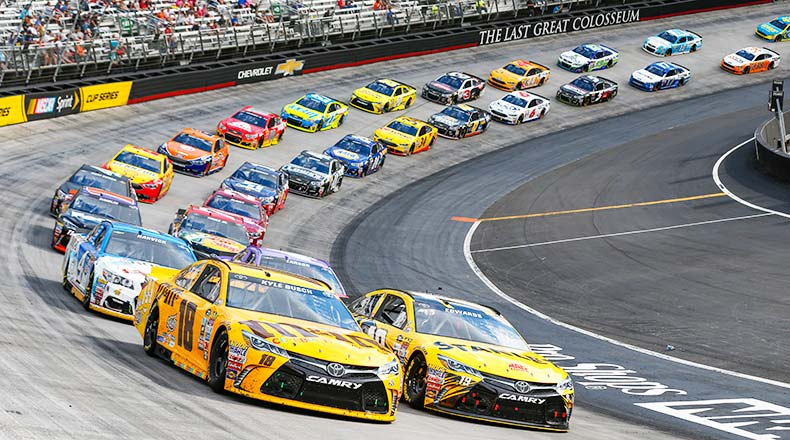 Daytona Logo los coches de nascar