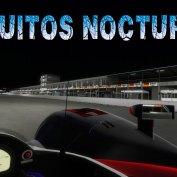 Circuitos con iluminación nocturna para rFactor 2