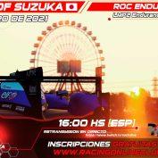 ROC Endurance 2021- Suzuka