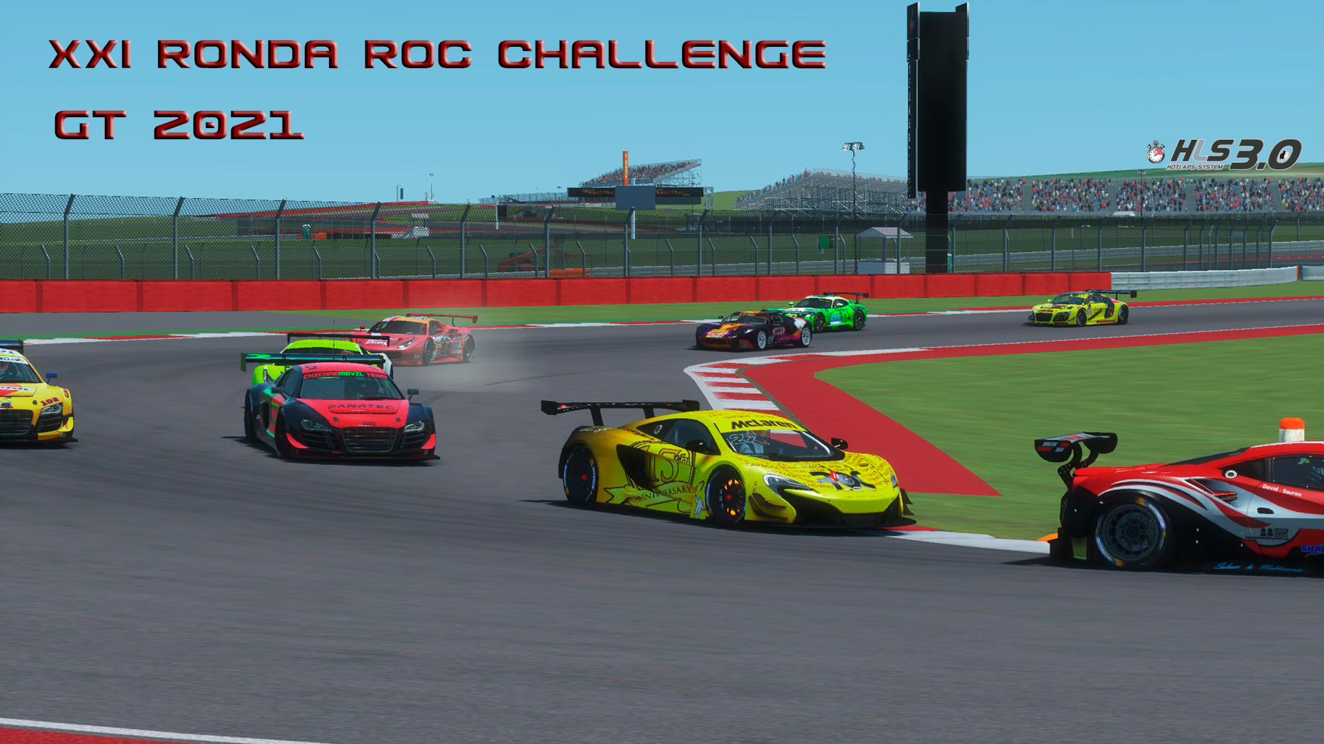 XXI Ronda ROC Challenge GT 2021