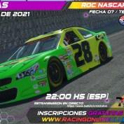 Las Vegas – NASCAR SuperCup (7/10)