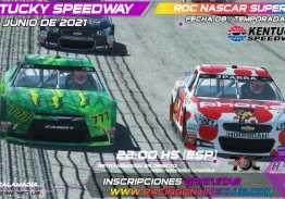 Kentuky – NASCAR SuperCup (8/10)