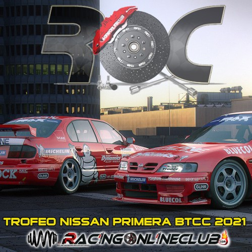 Silverstone – Trofeo Nissan Primera BTCC – (3/4)
