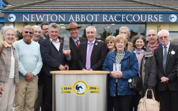 Newton Abbot - Pat Masterson