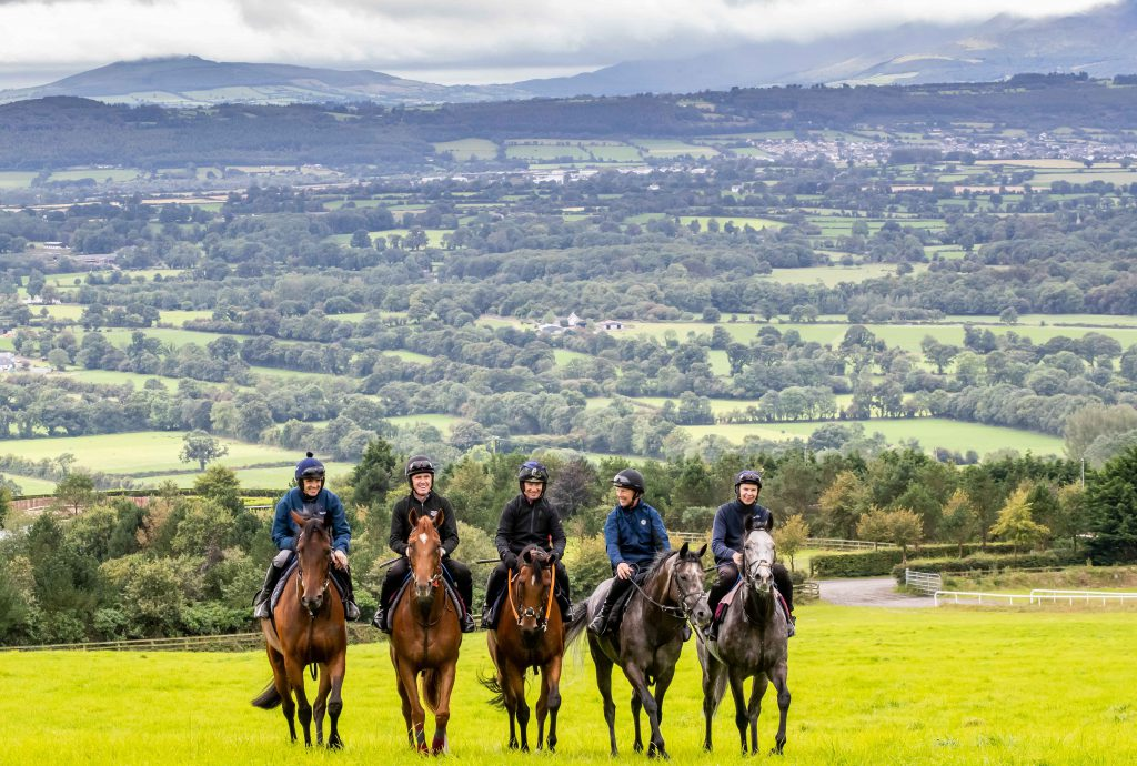 Pat Smullen Champions Race for Cancer Trial Photocall 3/9/2019