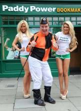 Paddy & girls