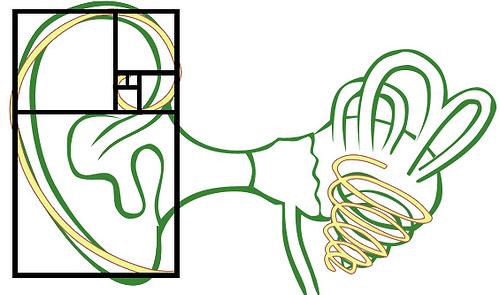 Fibonacci no aparelho auditivo
