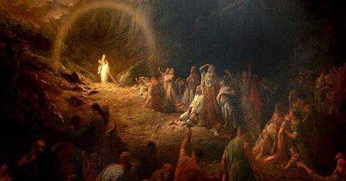 Jesus Cristo pregou aos espíritos em prisão no inferno?