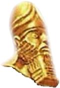 cabeça estátua
