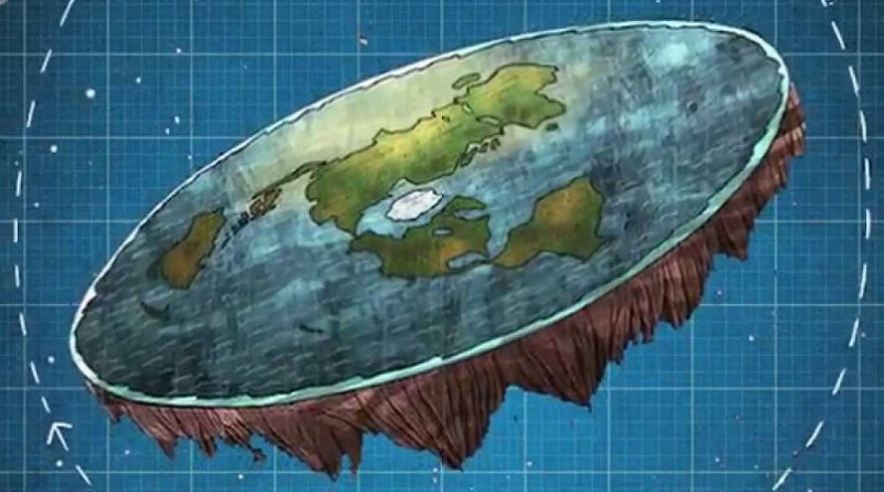 Os cristãos da idade média acreditavam que a terra era plana?