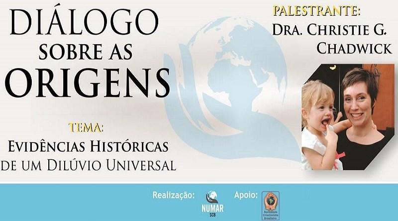 Diálogo sobre as Origens Evidências Históricas de um Dilúvio Universal