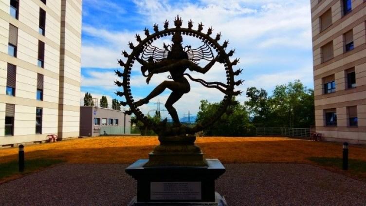 Estátua de Shiva