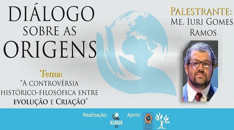 Diálogo sobre as Origens: A Controvérsia Histórico-Filosófica entre Evolução e Criação